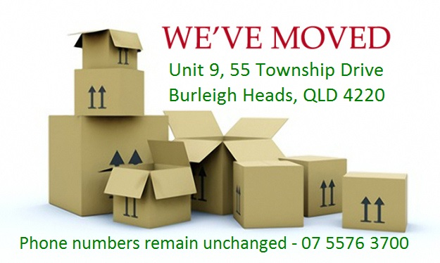 TCF QLD moving